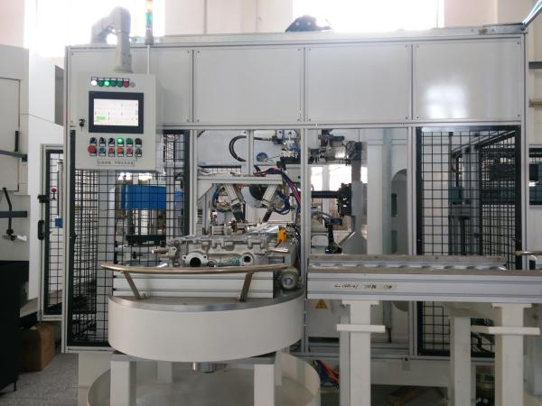 Cylinder block production line project